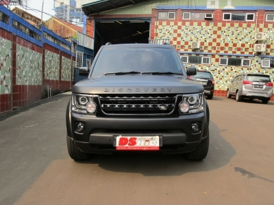 LAND ROVER DISCOVERY To 2016 Model