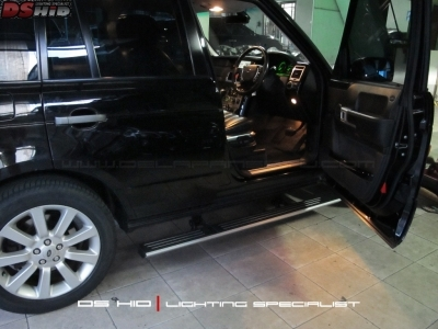 Footstep Electric Range Rover Vogue 2006-2012