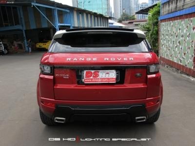 Range Rover Evoque To 2017 Model