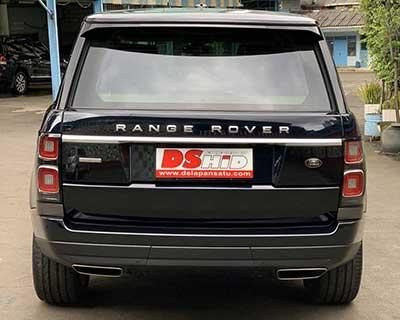 Facelift Range Rover Vogue