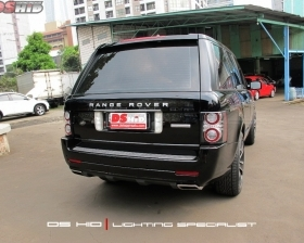 Range Rover Vogue 2007 Facelift to 2012 Autobiography
