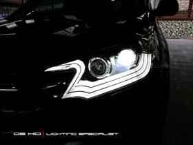 Headlamp CRV DS Version + DS HID 6000K  DS HID 6000K ( Foglamp )