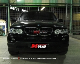 DS Projector Bixenon + DS HID 4300K