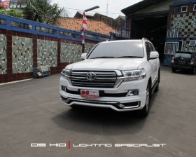 Land Cruiser 2013 To 2017