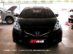 Headlamp Jazz DS Version + DS HID 6000K