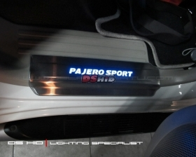 Sillplate Pajero Sport