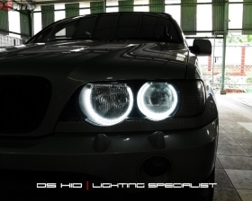 Angel Eyes BMW X5