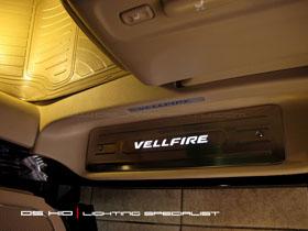 Sillplate Vellfire