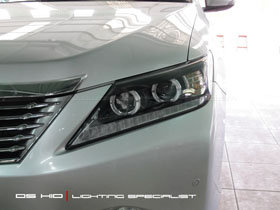 Headlamp DS Version Toyota Camry + DS HID 6000K