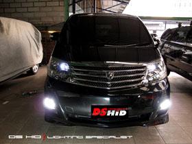 DS HID 6000K ( Foglamp )