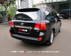 Land Cruiser Facelift To 2013
