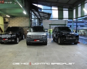 Paket Facelift Range Rover Vogue
