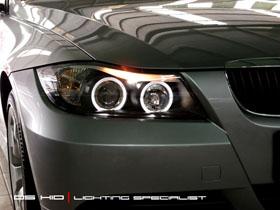 Headlamp BMW E90 + DS HID 6000K