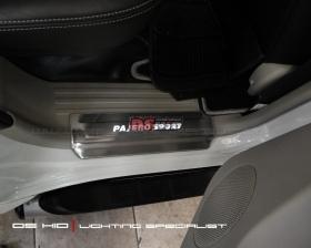 Sillplate Pajero Sport Dakar