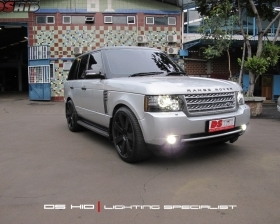 Range Rover Vogue Facelift To 2012