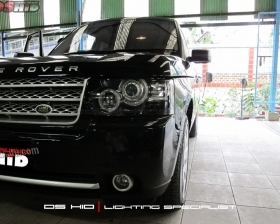 Facelift Range Rover Vogue + DS HID 4300K