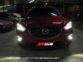 DS HID + DRL Mazda CX 5
