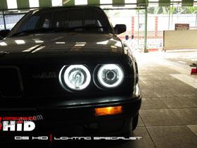 Angel Eyes BMW Seri 3 E30