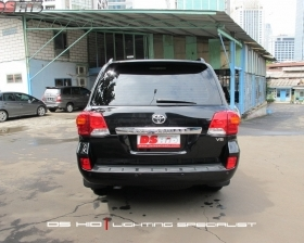Facelift Toyota Land Cruiser To 2013 Model