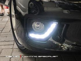 DRL Plug N Play Toyota Mark X