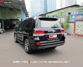 Land Cruiser 2013 ATPM To 2017 VXR Model