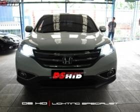 DS HID 6000K + Custom LED