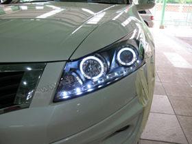 Headlamp Projector Bixenon Accord + DS HID 6000K