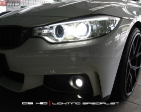 DS HID 4300K + Projector Foglight