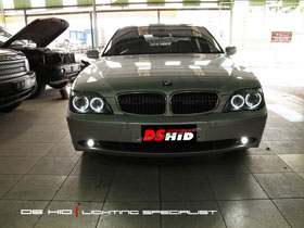 DS HID 6000K ( Foglamp ) Angel Eyes Relacement Bulb BMW