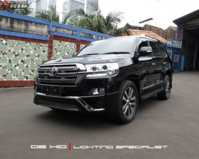 Land Cruiser 2013 ATPM To 2018 Model