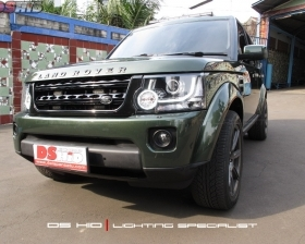 Facelift Land Rover Discovery To 2016 Model