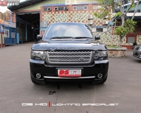 Facelift Range Rover Vogue