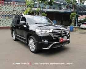 Land Cruiser 2012 UK To 2018 Model