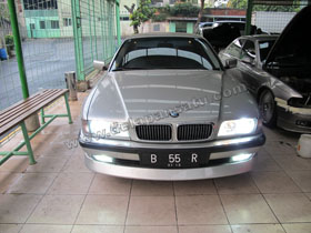DS HID 6000K ( Low Beam + Foglamp )