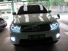 Angel Eyes CCFL DS HID 6000K ( Foglamp )