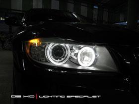 Angel Eyes Replcament Bulb BMW E90