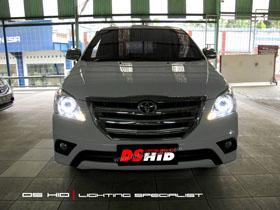 DS Projector Bixenon + DS HID 4300K + Angel Eyes ( Headlamp ) DS HID 4300K ( Foglamp )