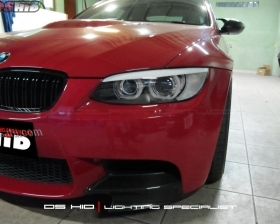 Custom Headlight BMW M3