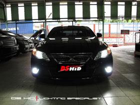 DS HID 6000K ( Headlamp + Foglamp ) DRL Mark X