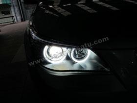 Headlamp Projector Bixenon Seri 5 E60 + DS HID 6000K