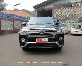 Facelift To 2019 Model