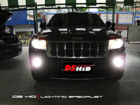 DS HID 4300K