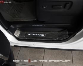 Sillplate Toyota Alphard