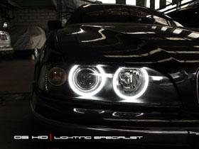 Angel Eyes BMW Seri 5 E39