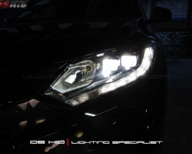 Headlamp Honda HRV Prestige Look DS HID 6000K ( Foglamp )