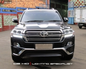Toyota Land Cruiser 2014 Facelift to 2016