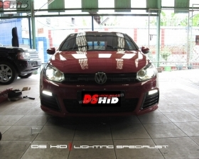 Headlamp DS Version VW Golf Mk6 + DS HID 4300K