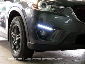DRL Mazda CX 5