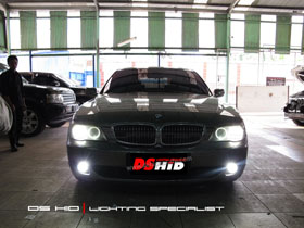 DS HID 6000K ( Headlamp + Foglamp )