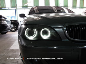 Angel Eyes BMW Seri 7 E65